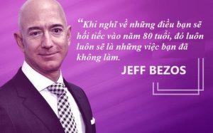 Thuật Lãnh đạo Của Jeff Bezos – Tỷ Phú Giàu Nhất Thế Giới