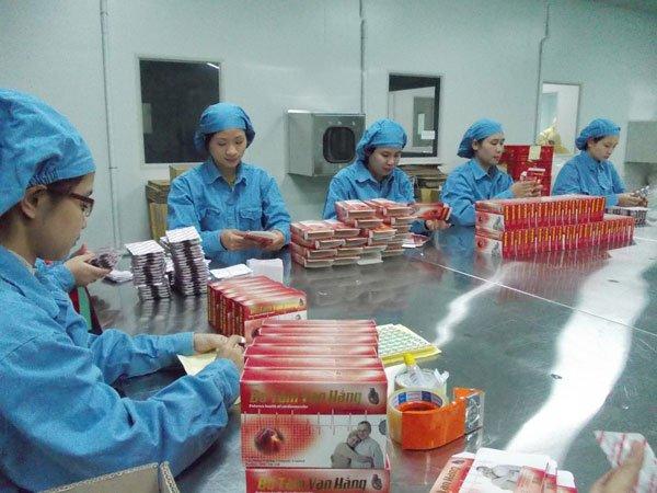 Dịch vụ làm giấy phép kinh doanh ngành sản xuất tại Bình Dương