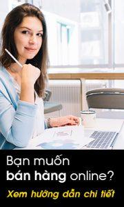 Hoc Ban Hang Online Binh Duong