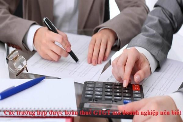 dịch vụ hoàn thuế giá trị gia tăng